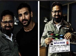 John Abraham Starts Shooting For Batla House