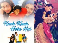 Shahrukh Kajol Rani Mukerji Celebrate 20 Years Kuch Kuch Hota Hai Sans Salman Khan
