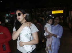 Mira Kapoor Spotted First Time With Kids Zain Kapoor Misha Kapoor