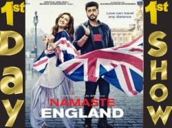Namaste England First Day First Show Live Audience Verdict
