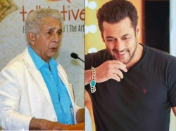Naseeruddin Shah Bollywood Should Not Be Remembered Just For Salman Khan Films