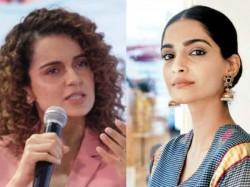 Kangana Ranaut Lashes Sonam Kapoor Who Gave Her The Right To Judge Me