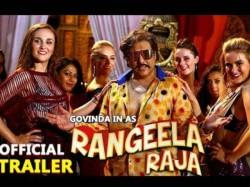 Rangeela Raja Official Trailer Govinda Pahlaj Nihalani