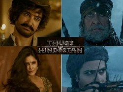 Thugs Of Hindostan Ticket Prices Will Be Higher Than Usual