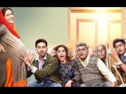 Ayushmann Khurranna Badhaai Ho Completes One Week At Box Office