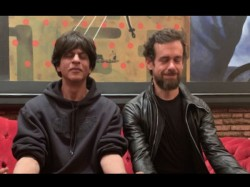 Shahrukh Khan Informs Twitter Ceo Jack Dorsey Do Not Believe In Fake News