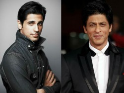 Shah Rukh Khan Is Major Reason Why Delhi Boys Want Be Heroes Sidharth Malhotra