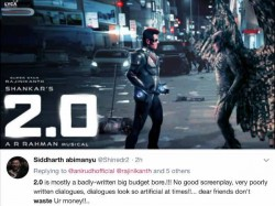 Point 0 Negative Review Audience Troll Akshay Kumar For A Cameo And Shankar For Wasting 500 Crores