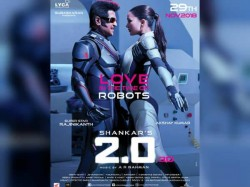 Point 0 New Poster Reveals Rajnikanth Amy Jackson S Love Story