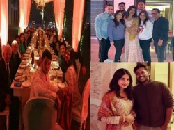 See The Inside Pictures Nick Priyanka S Thanksgiving Dinner