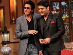 Kapil Sharma Comback With Shahrukh Khan After Wedding