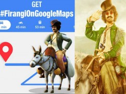 Thugs Hindostan Now Aamir Khan Shows The Way On Google Map