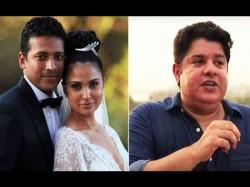 Lara Dutta Husband Mahesh Bhupati Reveals Sajid Khan Behavior With Her Co Star