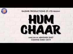 Rajshri Productions Completes 71 Years Announces New Film Hum Chaar