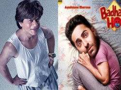 Zero Shahrukh Khan Teases Ayushmann Kurrana Most Amazing Way