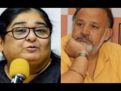 Metoo Fir Filed Against Alok Nath Allegedly Raping Director Vinta Nanda
