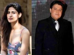 Me Too Aahana Kumra Has Accused Sajid Khan Of Harassment