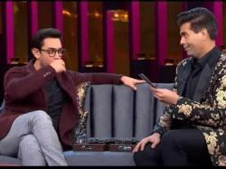 Koffee With Karan Season 6 Aamir Khan Makes The Episode The Episode About Salman Khan