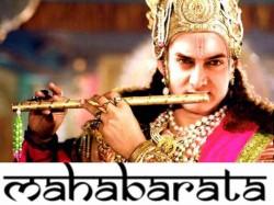 Aamir Khan To Play Lord Krishna In 7 Part Mahabharata Series