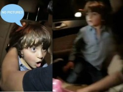 Abram Khan Is Angry At Paparazzi Clicking His Pictures