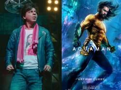Aquaman Avoiding Box Office Clash With Shahrukh Khan Zero