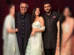 Boney Kapoor Wants To Bring Together Arjun Kapoor Jahnvi Kapoor On Screen