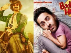 Badhaai Ho Turns Blockbuster At The Box Office Thugs Hindostan Turns A Disaster