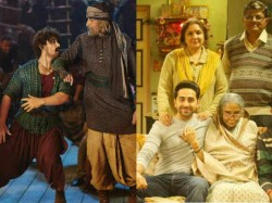 Badhaai Ho Stays Strong Even After Release Thugs Of Hindostan