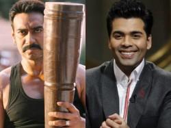 Ajay Devgn Might Work With Karan Johar After Long Brawl