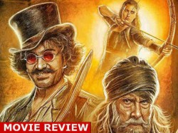 Thugs Of Hindostan Movie Review And Rating Aamir Khan Amitabh Bachchan