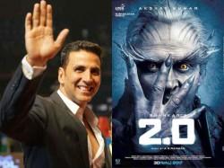 Akshay Kumar Is The Real Hero Robot 2 Says Rajnikant