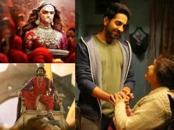 Ayushmann Khurrana Badhaai Ho Beats Padmavat And Bahubali