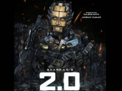 Akshay Kumar Shares New Poster 2 Point 0 Bringing The Unstoppable Force