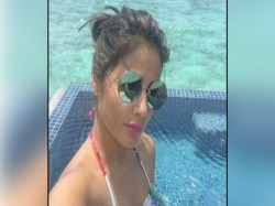 Bigg Boss Fame Hina Khan Again Goes Bold Shared Hot Pic