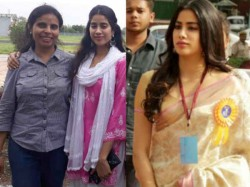 Jahnvi Kapoor Play Iaf Officer Gunjan Saxena Karan Johar S Next