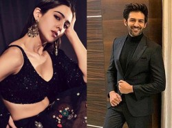 Kartik Aaryan Reacts Sara Ali Khan S Date Proposal On Koffee With Karan