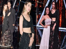 Kedarnath Star Sara Ali Khan Bold Look Viral At Indian Idol