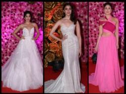 Lux Golden Rose Awards 2018 Red Carpet Alia Jahnvi Aishwarya Kareena Look Dreamy