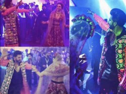 Ranveer Singh Deepika Padukone Dj Party Viral Dance Balam Pichkari Main To Raste Se Jaa Raha Tha