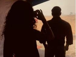 Katrina Kaif Clicks Candid Salman Khan Pictures On Bharat Sets Reveals Her Look