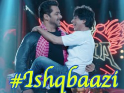 Shahrukh Khan Salman Khan S Zero Song Titled Ishqbaazi On November