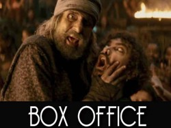 Thugs Of Hindostan Day 5 First Monday Box Office Collection