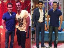 Salman Khan Behind Kapil Sharma Sunil Grover Patch Up