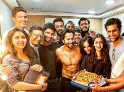Varun Dhawan And Alia Bhatt Celebrate Kalank Wrap Up With A Pizza Party