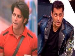 Bigg Boss 12 Salman Targeting Karanvir Fans Angry Reaction