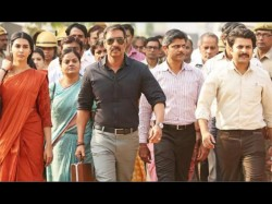 Ajay Devgn Wins Best Foreign Actor Award For Raid At Film Festival In China