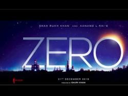 Shahrukh Khan Zero Box Office Day 4 Monday Box Office Collection