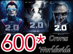 Worldwide Box Office Akshay Kumar Rajnikanth Enter 600 Crore Club