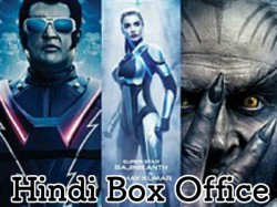 2 Point 0 Box Office Collection Hindi Tuesday Box Office Day 5
