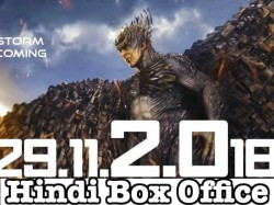 2 Point 0 Box Office Collection Hindi Wednesday Day7 One Week Box Office